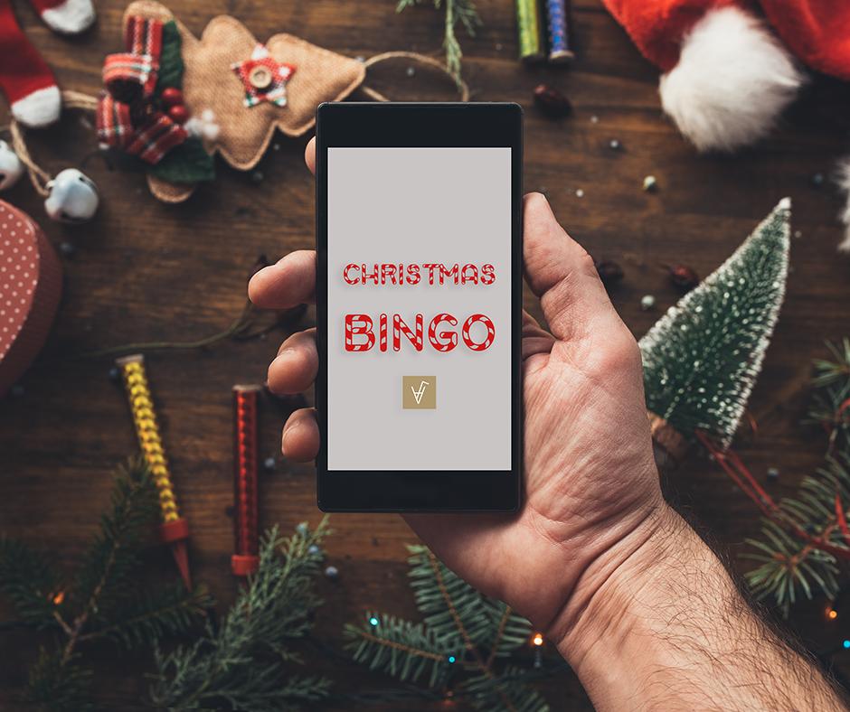 Salino Christmas BINGO!