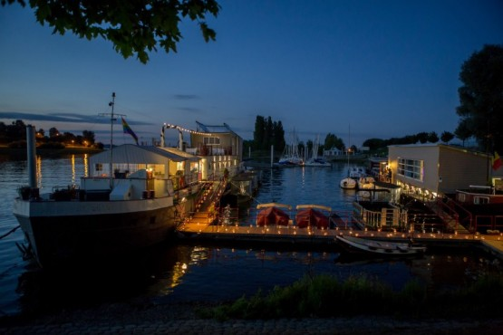 Botel Ophoven Foto's