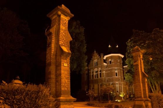 Old castle Foto's
