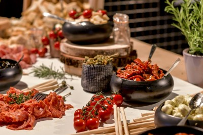 Gusto catering