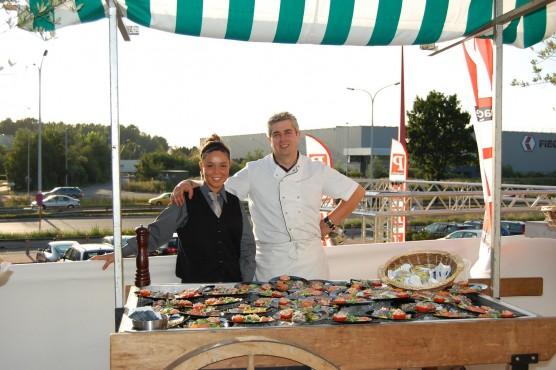 Flying Chefs Foto's