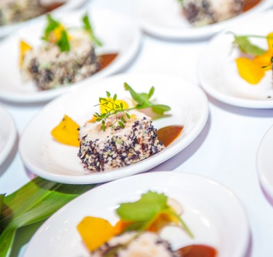 Catering d'O Foto's