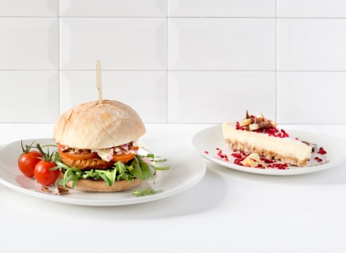 Ellis Gourmet Burger Foto's
