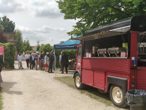 Ten Dauwe foodtruck Foto's