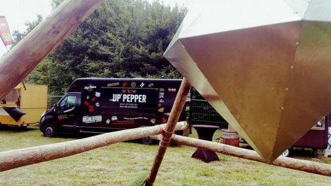 Up'Pepper Streetfood Foto's