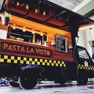 Pasta La Vista Foto's
