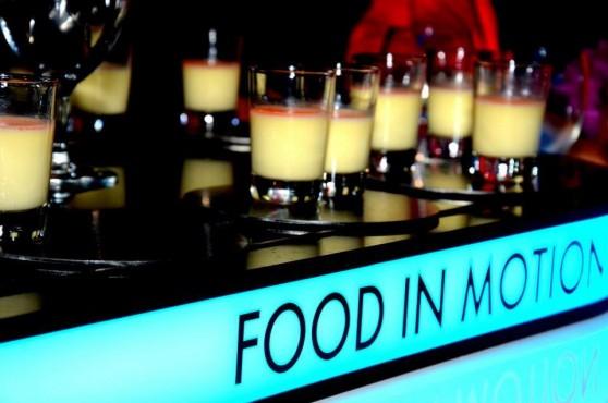 Food In Motion Foto's