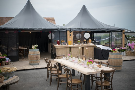 Ten Dauwe Catering Foto's