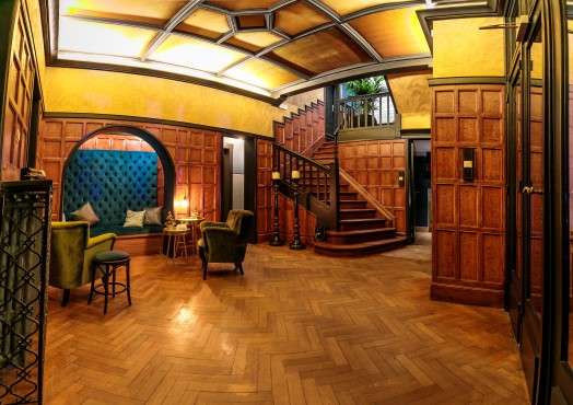 Villa Zwart Goud Foto's