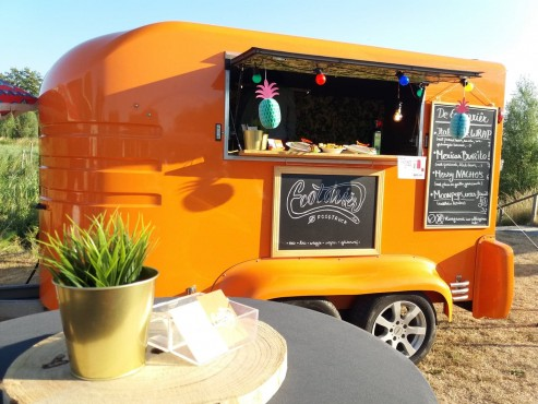 De Ecotariër eco & healthy foodtruck Foto's