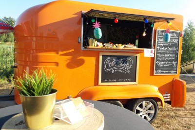 De Ecotariër eco & healthy foodtruck