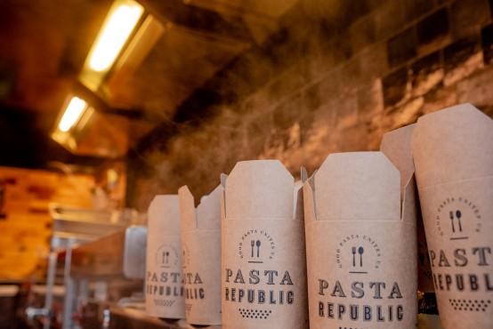 Pasta Republic Foto's