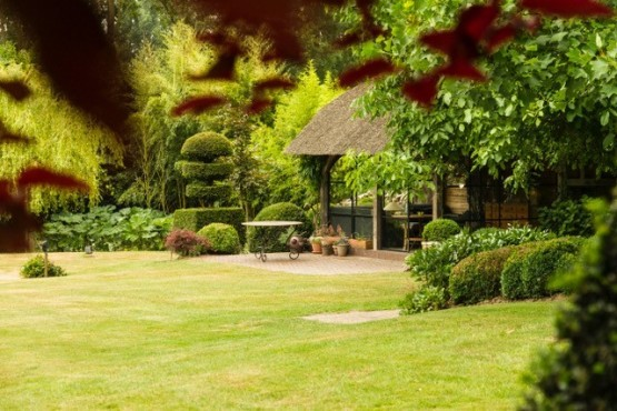 Landhuis Nieuwenbos Foto's