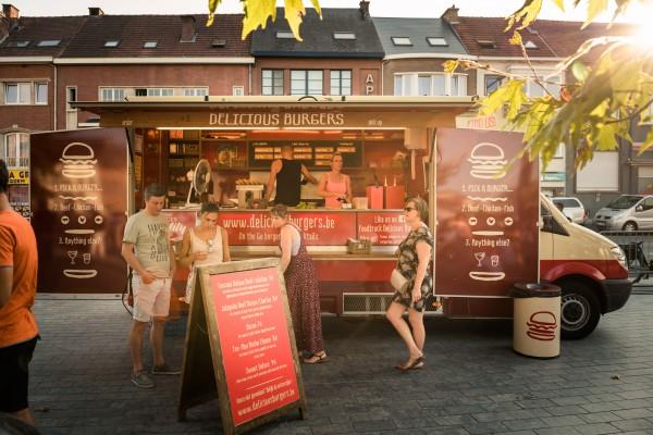 Delicious Burgers Foto's