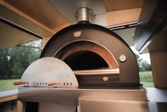 Pizza Ortaire Foto's