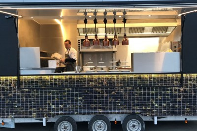 Schaliënhuis On Wheels - Luxueuze Foodtruck