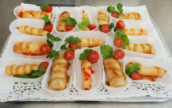 Aroy Thaise Snacks Foto's