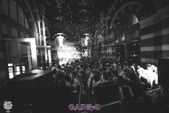Gare-C Foto's