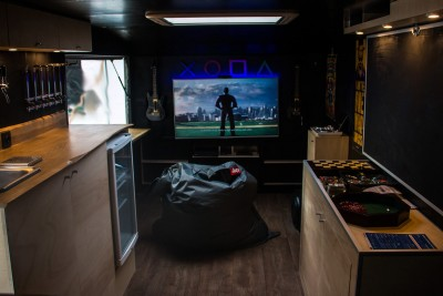 Mancave on Wheels