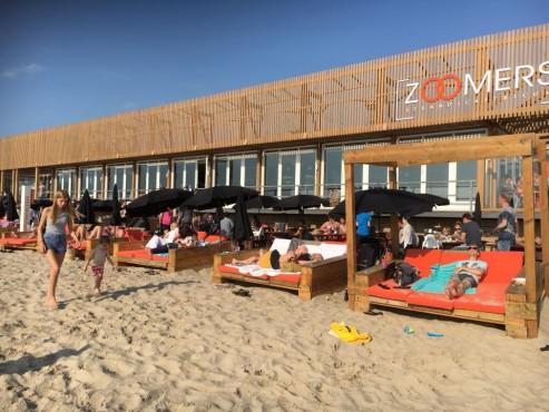 Strandpaviljoen Zoomers Foto's