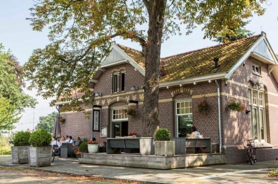 Station Soestdijk Foto's