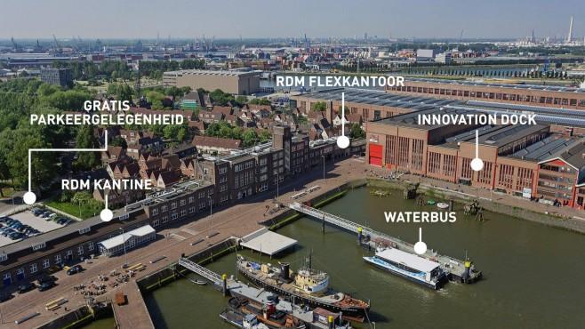 RDM Rotterdam Foto's