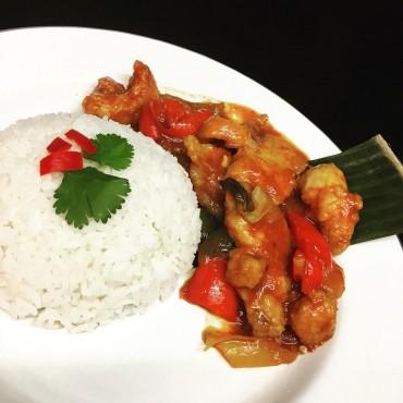 Malar's Malaysian Cuisine Foto's