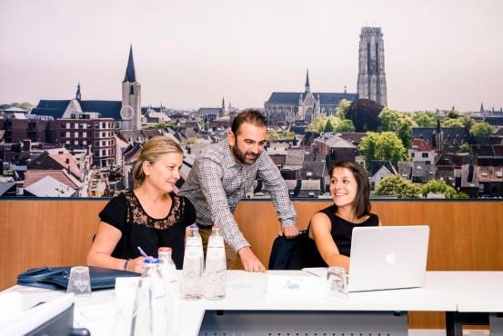 Novotel Mechelen Foto's