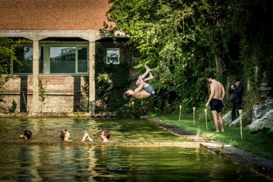 Feestzaal Bassin Foto's