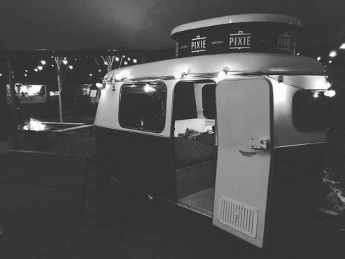 Pixie Cameravan Foto's