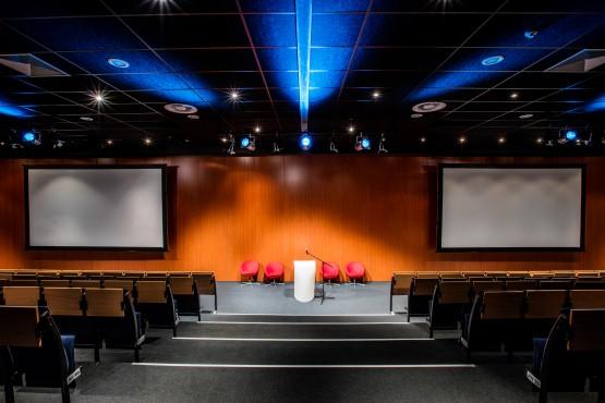 AED Studios - Auditorium Foto's