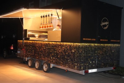 Schaliënhuis On Wheels - Mobiele keuken