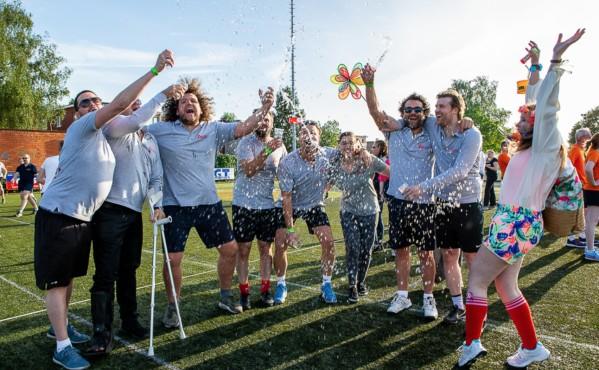 Boeckenberg Sport & Business Foto's