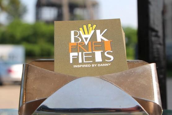 "Bakfrietfiets ""taste village"" Foto's"