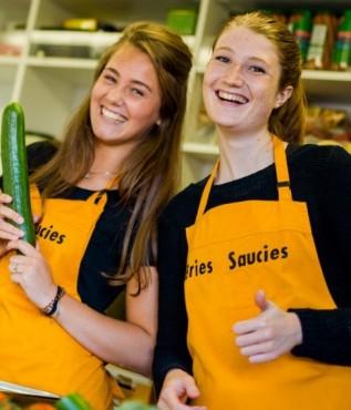 Bries Saucies Foto's