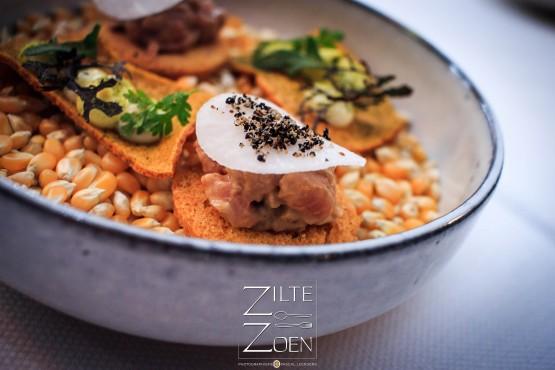 Zilte Zoen Foto's