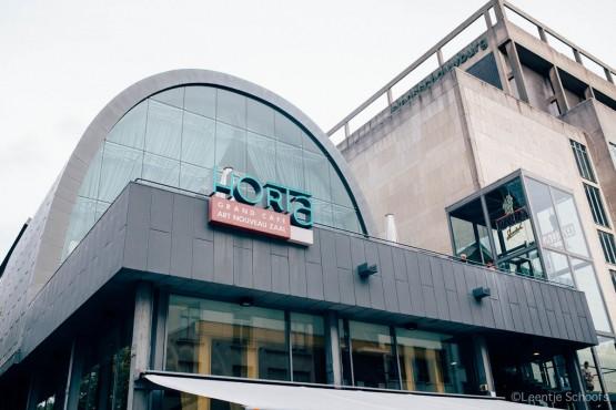 Horta - Art Nouveau Zaal Foto's
