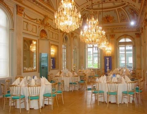 Paleis op de Meir - Spiegelzaal Foto's