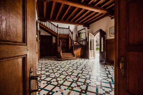 Kasteel Tudor Foto's