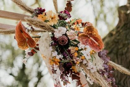 Fleur je feest op met een flowerwall!