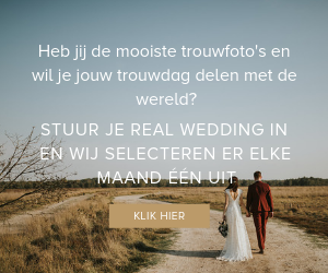 Stuur jouw Real Wedding in!